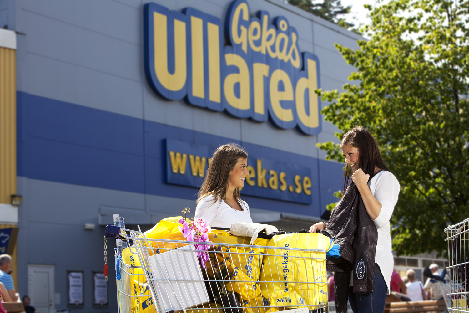 Shoppingresor till Ullared